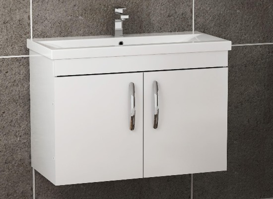 Combining Functionality & Style with Toilet and Sink Vanity Unit